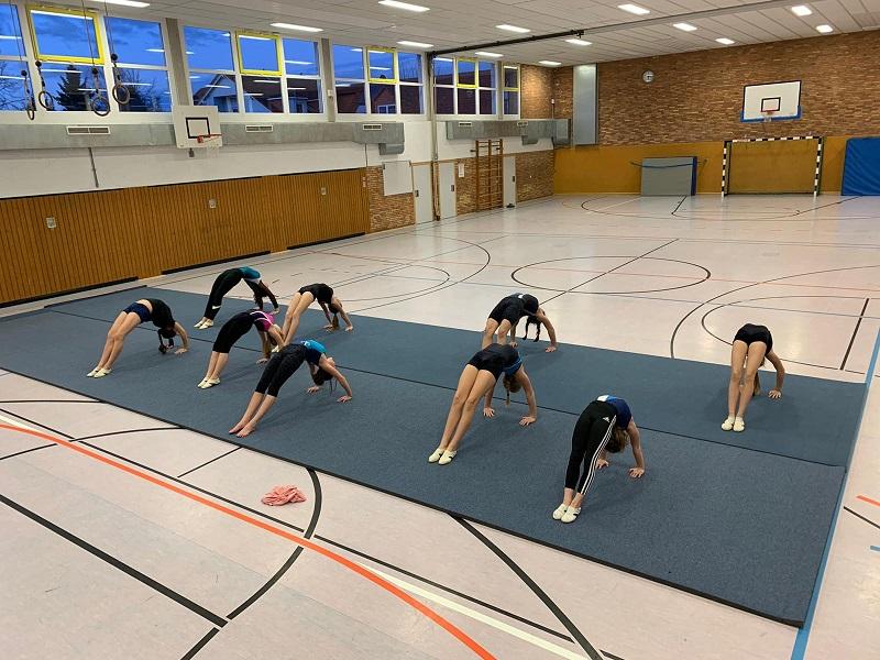 Leistungsgruppe-Mädchen-1