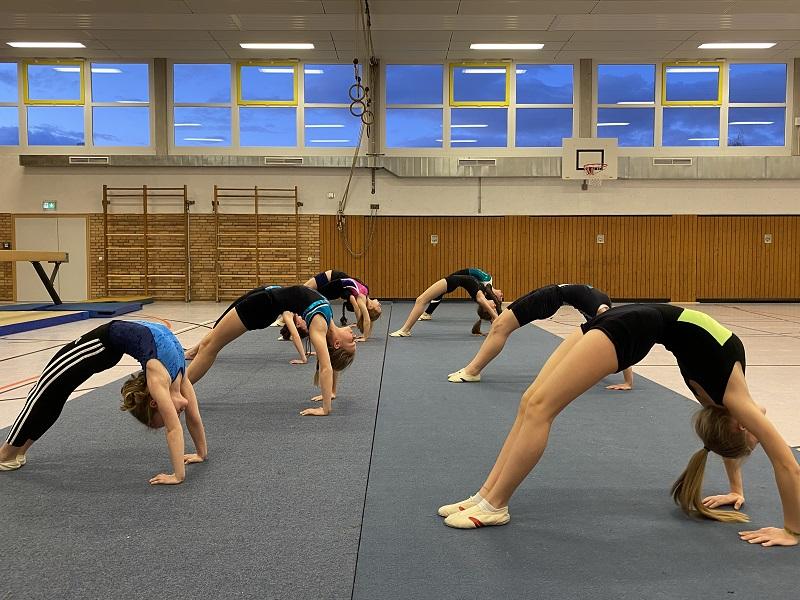 Leistungsgruppe-Mädchen-2